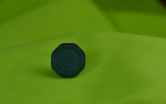 denim button